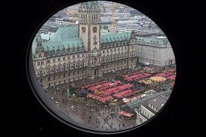 Julemarked Hamborg